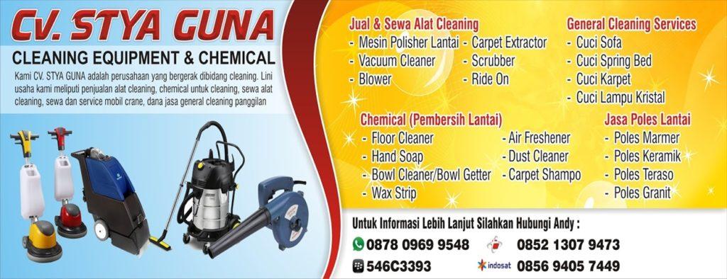 harga alat cleaning, polisher lantai